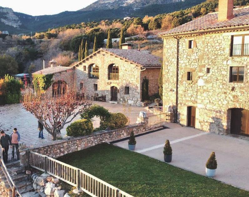 Poble Rural Puig Arnau-Pubilló